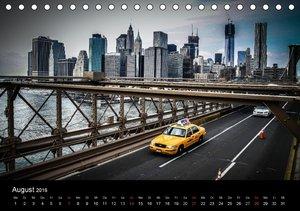 New York feeling (Tischkalender 2016 DIN A5 quer)
