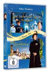 Eine zauberhafte Nanny / Eine zauberhafte Nanny - Knall auf Fall