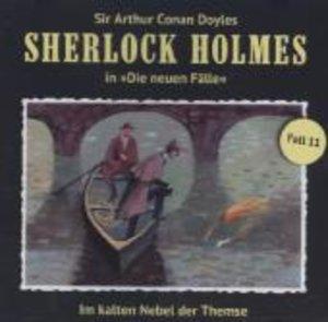 Sherlock Holmes - Neue Fälle 11. Im kalten Nebel der Themse