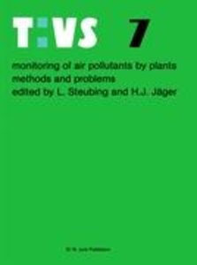 Monitoring of Air Pollutants by Plants: Methods & Problems