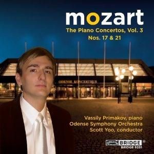 Piano Concertos,Vol.3: 22 & 17