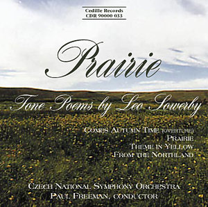 Prairie/Tone Poems