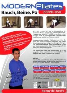 Modernes Pilates Bauch,Beine,Po