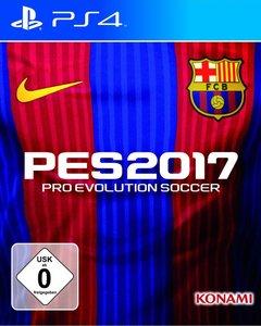PES 2017 - Barcelona Edition