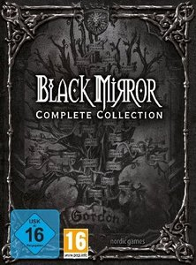 Black Mirror Complete Collection (PC-DVD)