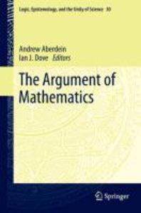 The Argument of Mathematics