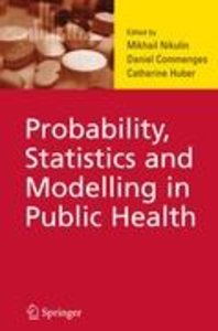 Probability, Statistics and Modelling in Public Health