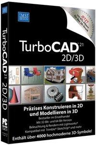 TurboCAD 21 - 2D/3D