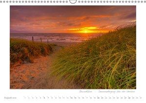 Sehnsucht Dänemark - Danmark (Wandkalender 2016 DIN A3 quer)