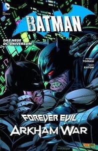 Batman: Forever Evil Arkham War