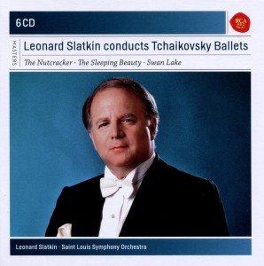 Leonard Slatkin conducts Tchaikovsky Ballets