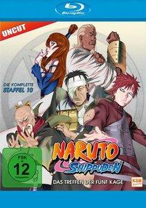 Naruto Shippuden - Staffel 10 - Das Treffen der fünf Kage: Folge
