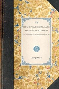 Journal of a Voyage Across the Atlantic