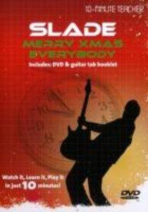 10 Minute Teacher Slade Merry XMAS everybody Gitarre
