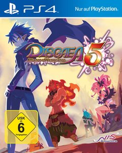 DISGAEA 5 - Alliance of Vengenance