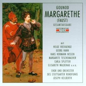 Margarethe (Faust) (Ga,Deutsch)