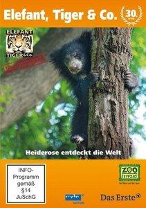 Elefant, Tiger & Co. 30 Heiderose entdeckt die Welt