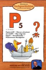 (P5)Papierschiff,Papst,Porzellan
