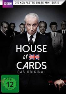 House of Cards - Die komplette 1. Mini-Serie