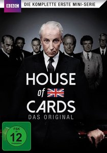 House of Cards - Die komplette 1. Mini-Serie