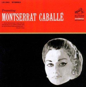 Presenting Montserrat Caball?