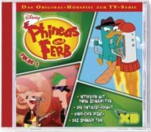 Phineas & Ferb - TV-Serie 01
