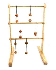 BEX 519-025 - Leitergolf Spin Ladder Pro, aus Gummibaum