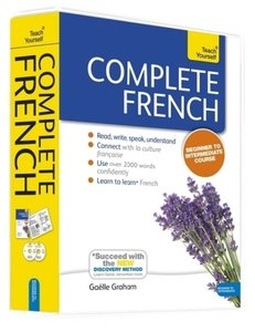 Complete French Book & CD Pack: Teach Yourself