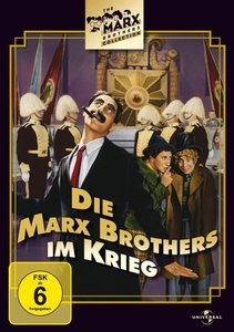 The Marx Brothers Collection - Im Krieg