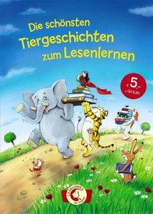 Leselöwen - Das Original - Die schönsten Tiergeschichten zum Les