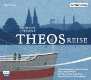 Theos Reise. Audiobook. 4 CDs