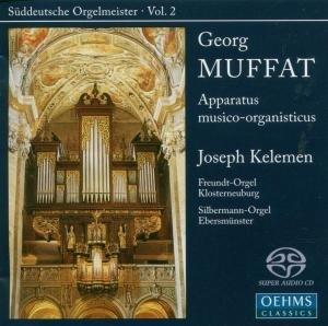 Apparatus Musico-Organisticus 1690
