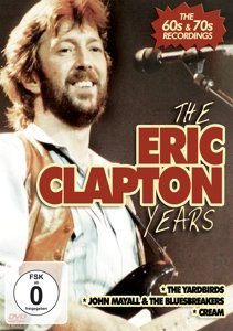 Eric Clapton-The Eric Clapton Years
