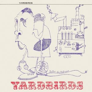 Yardbirds-Roger The Engineer (Mono)