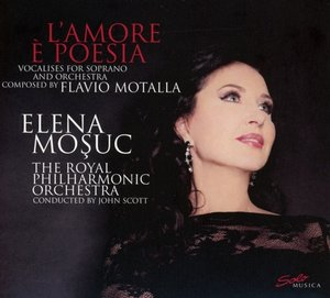 L'Amore ? Poesia-Vocalises for Soprano and Orch.