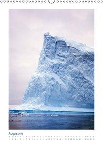 Eiszeit - Eisberg (Wandkalender 2016 DIN A3 hoch)