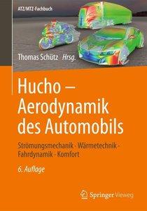 Hucho - Aerodynamik des Automobils