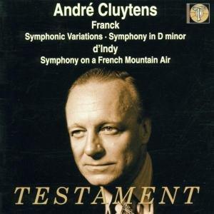 Symphonie In D/Symphonische Variationen