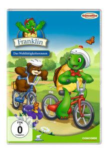 Franklin-Das Wohltätigkeitsrennen (DVD)