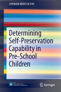 Determining Self-Preservation Capability in Pre-School Children