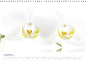 Flowers Dreams - UK Version (Wall Calendar 2015 DIN A3 Landscape
