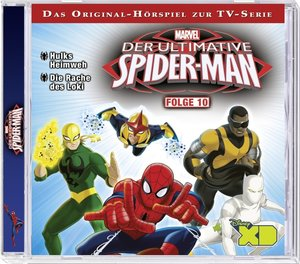 Disney / Marvel - Der ultimative Spider-Man 10