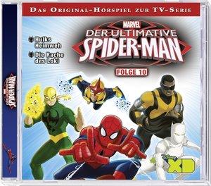 Disney / Marvel - Der ultimative Spider-Man 10