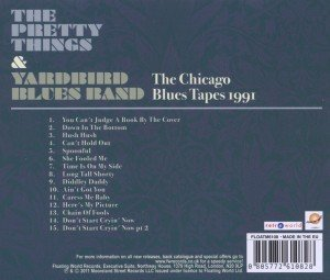 Chicago Blues Tapes 1991