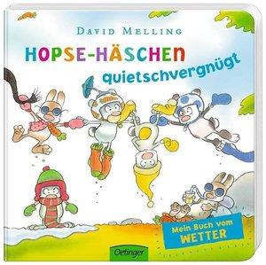 Hopse-Häschen quietschvergnügt
