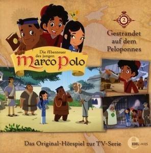 (2)Original HSP TV-Gestrandet Auf Dem Peloponnes