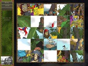 Sicy Games: Abenteuer in der Karibik (Wimmelbild)