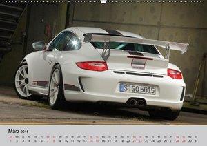 Bau, S: Porsche GT3RS 4,0 (Wandkalender 2015 DIN A2 quer)