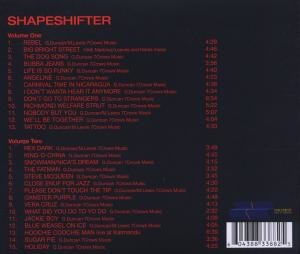 Shapeshifter Vol.1 & 2