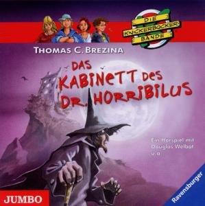 Die Knickerbockerbande.Das Kabinett des Dr.Horri